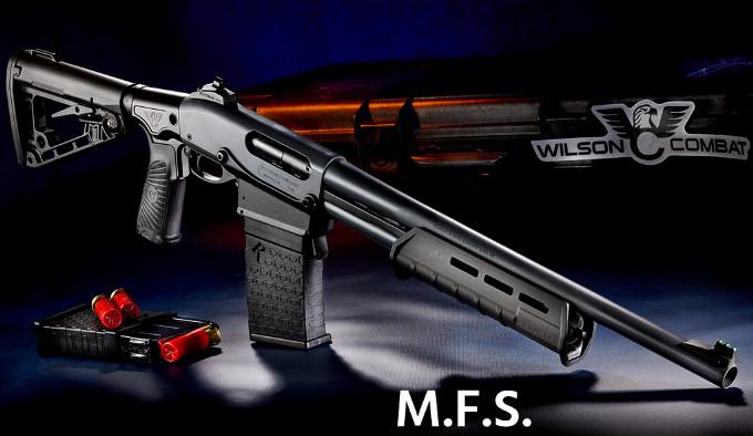 Ружье Wilson Combat MFS