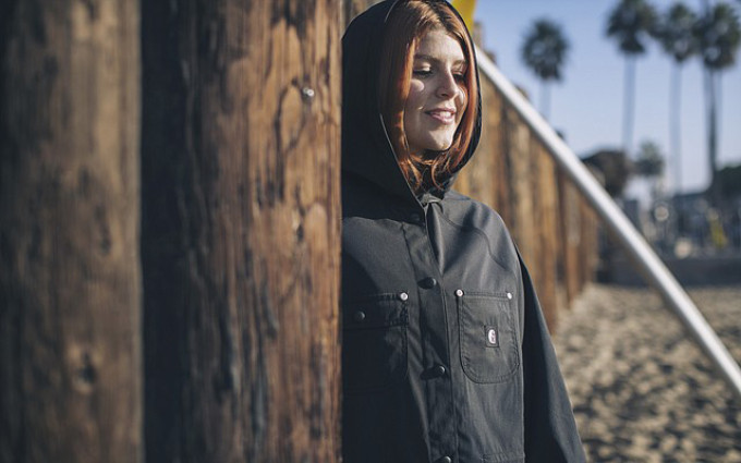 Куртка Hurley x Carhartt