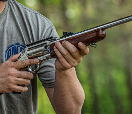Револьверная винтовка Rossi Circuit Judge