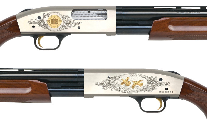 Ружье Mossberg 500 Centennial Limited Edition
