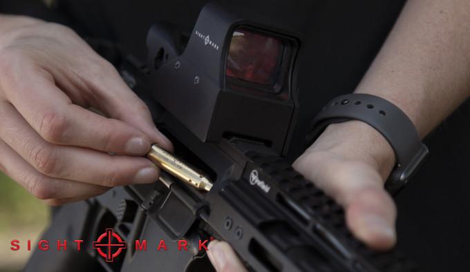 Патроны холодной пристрелки Sightmark Accudot