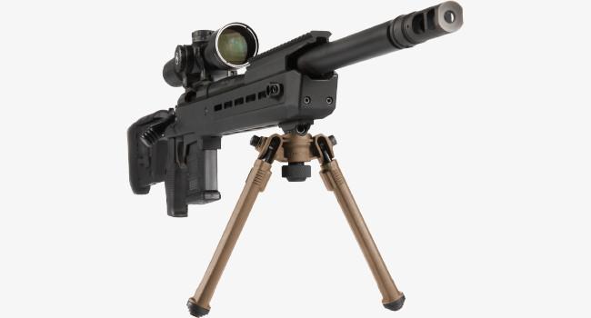 Сошки Magpul на винтовке