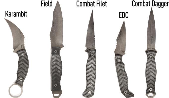 Ножи Blackhawk Arrabito
