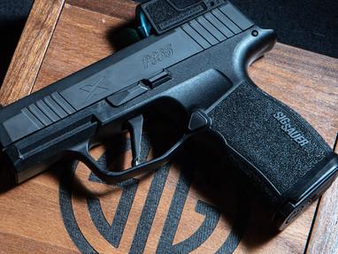 Пистолет SIG P365X ROMEOZero