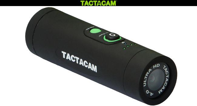 Оружейная видеокамера Tactacam 4.0