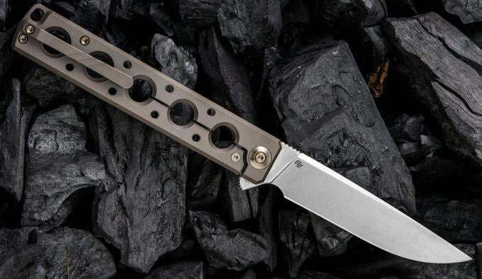 Нож Brad Zinker x We Knife - Miscreant