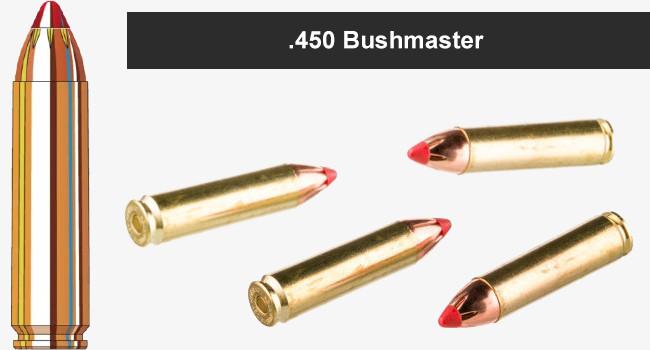 Патрон .450 Bushmaster