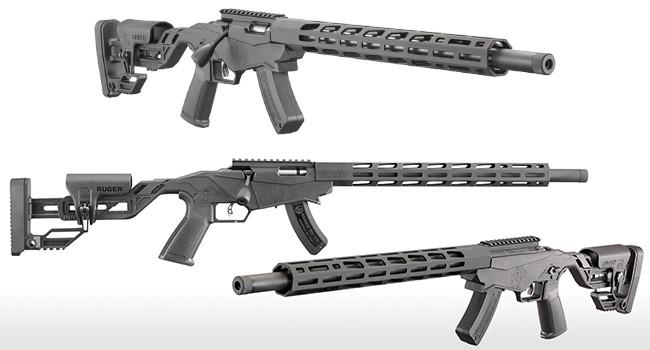 Винтовка Ruger Precision Rimfire .22LR