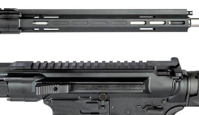 Карабин Savage MSR 15 Long Range