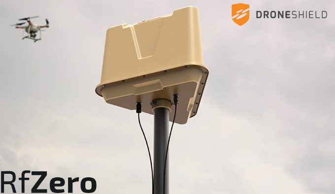 Детектор дронов DroneShield RfZero