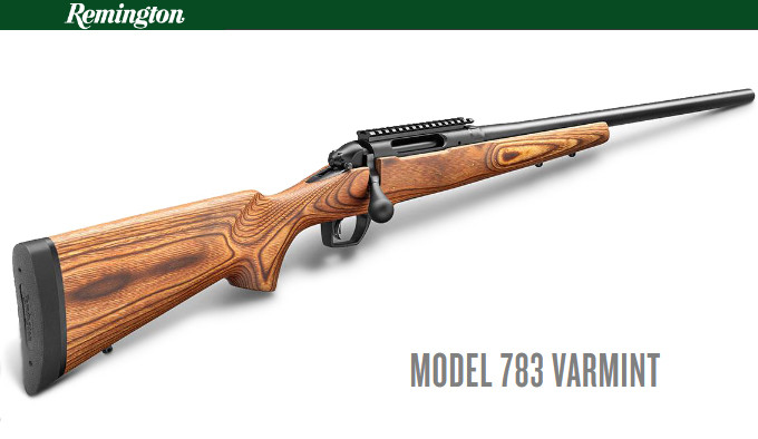 Винтовка Remington Model 783 Varmint
