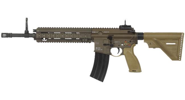 винтовка Heckler & Koch 416 A5