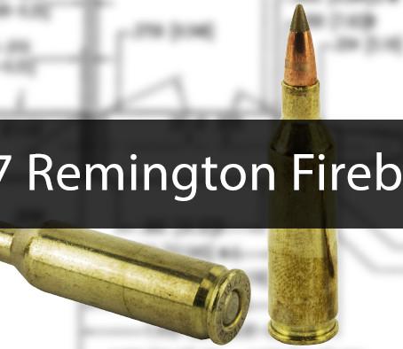 Патрон .17 Remington Fireball