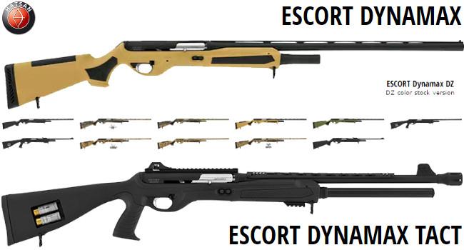 Ружья Hatsan Escort Dynamax