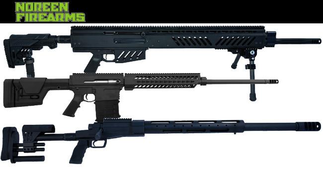 Крупнокалиберные винтовки Noreen Firearms