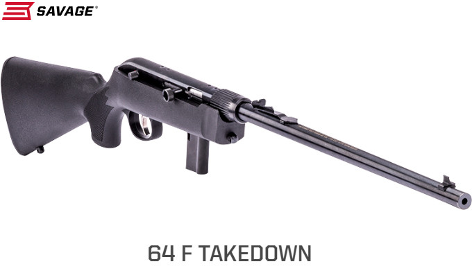 Винтовка Savage Model 64 F Takedown
