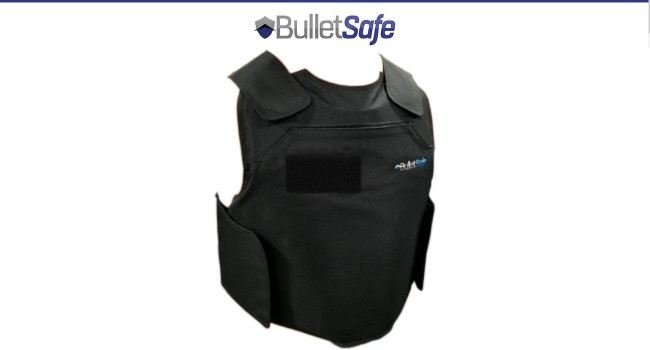 бронежилет Bulletsafe Bulletproof Vest 2