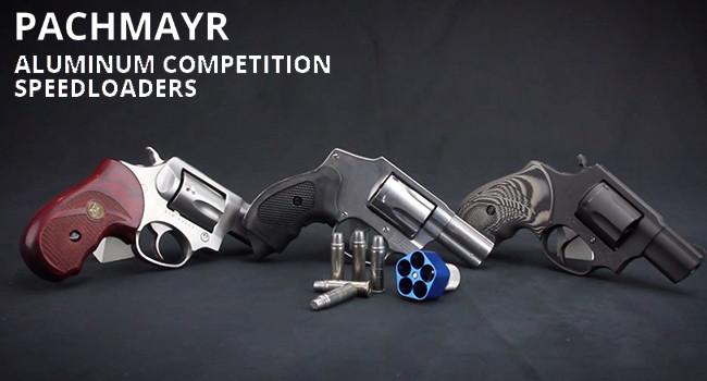 Устройство быстрой зарядки револьверов Pachmayr Speedloaders