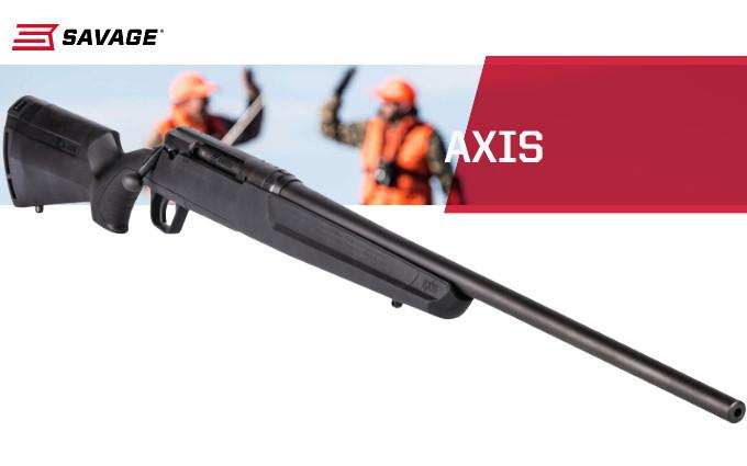 винтовка Savage Axis 2019