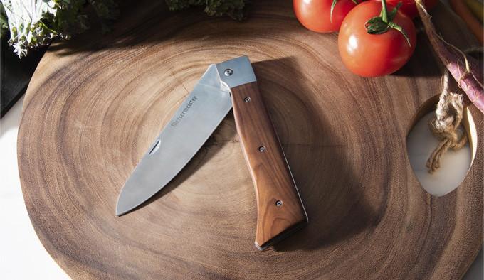 складной нож шеф