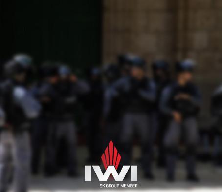 Израильская IWI выходит на рынок средств для пресечения беспорядков