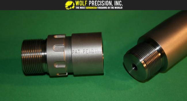 Сменная система патронников Wolf Precision CCS