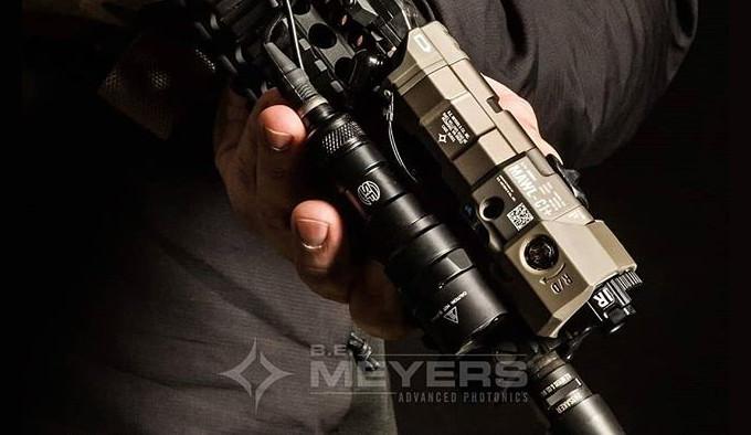 Лазерный целеуказатель BE Meyers MAWL-PTS