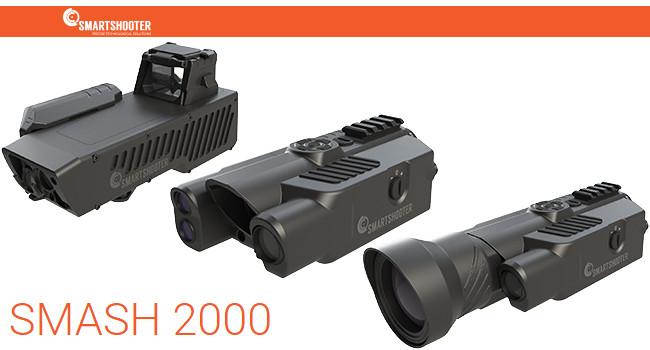 Интеллектуальная система наведения Smart Shooter SMASH 2000