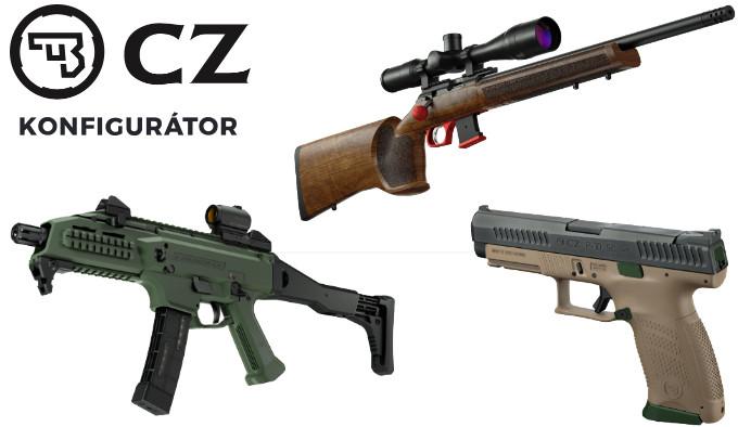 кастомизация оружия CZ