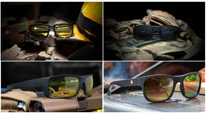 Баллистические солнцезащитные очки SPY Optic Standart Issue