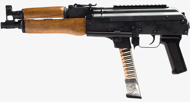 Пистолетный карабин Century Arms Draco NAK9