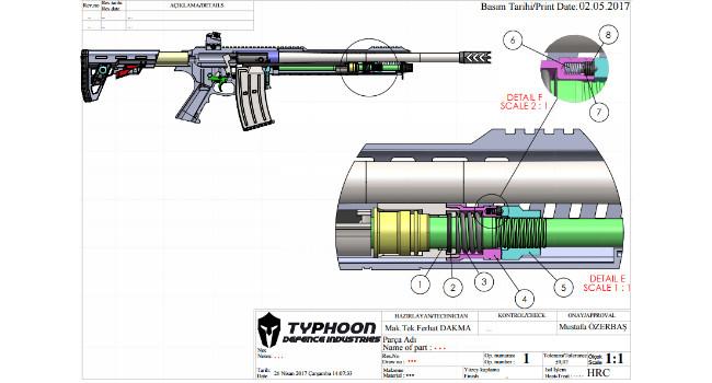 газовая система Typhoon XII