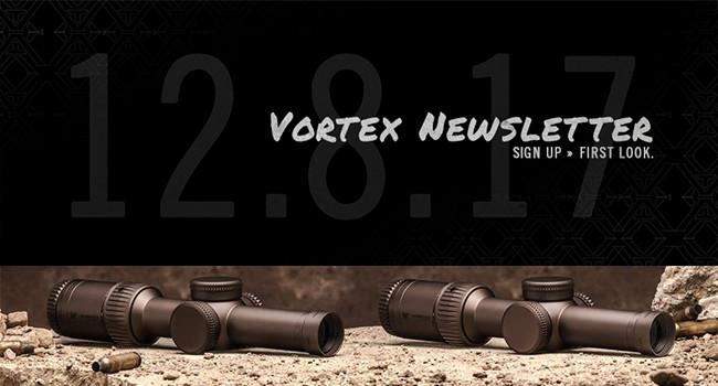 Новинки Vortex на 2018 год