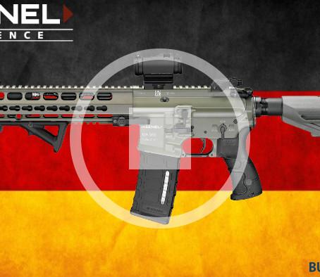 Германия приостановила перевооружение на Haenel MK556