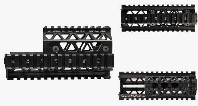 Цевье PR-01 Precision Picatinny Quad Rail