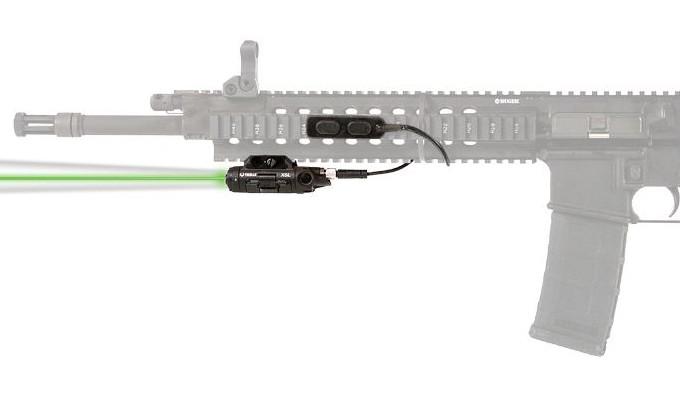 Комбинированный фонарь лцу Viridian X5L-RS