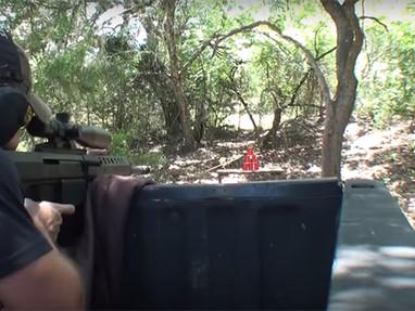 Развенчание мифа об ударной волне калибра .50 BMG