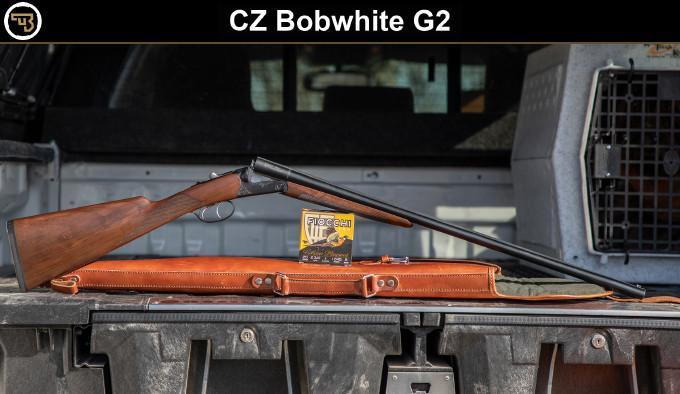 Ружье CZ Bobwhite G2