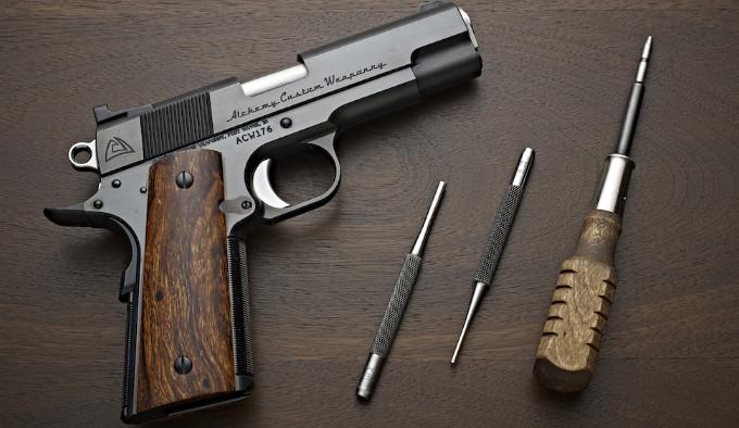 Пистолет Alchemy Classic Carry 1911