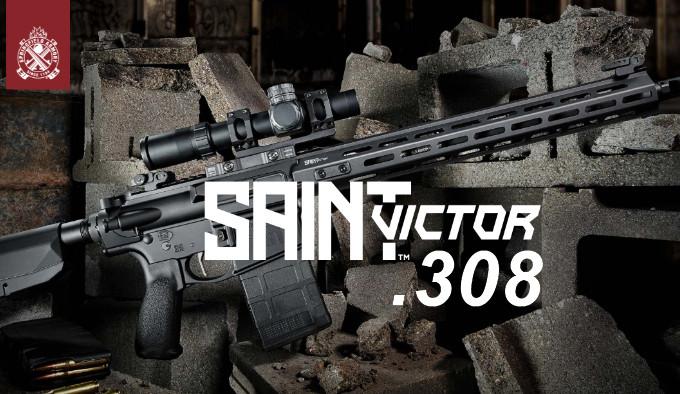 Винтовка Springfield Armory Saint Victor AR-10