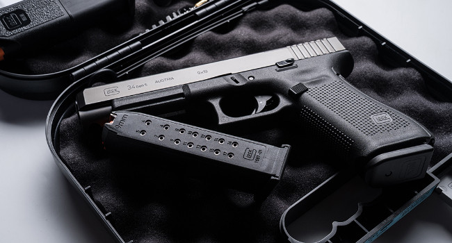 Пистолет Glock G34 Gen5