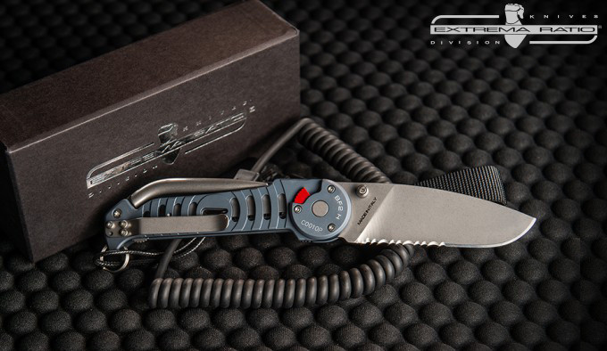 многофункциональный складной нож с клинком из стали N690