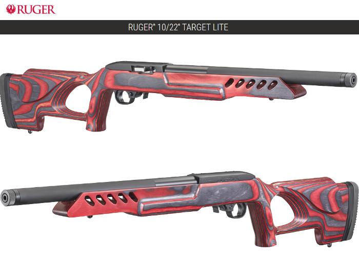 Винтовка Ruger 10/22 Target Lite