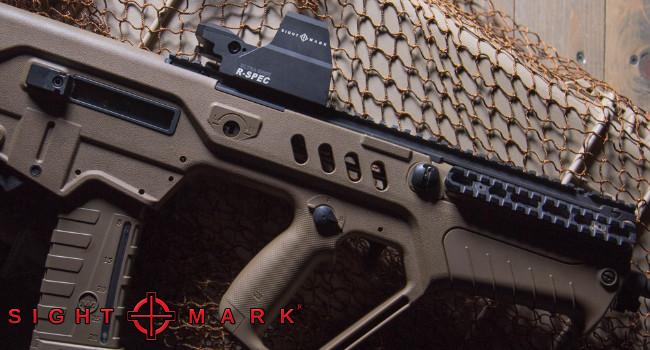 Коллиматорные прицелы Sightmark Ultra Shot RAM