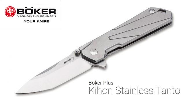 Нож Böker Kihon Tanto