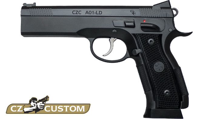 спортивный самозарядный пистолет