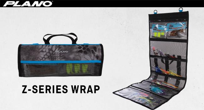 Сворачивающийся чехол Plano Z-Series Wrap