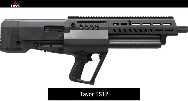 Гладкоствольный карабин IWI Tavor TS12