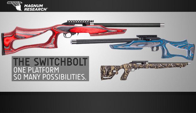 Сайт-конструктор винтовок MLR SwitchBolt