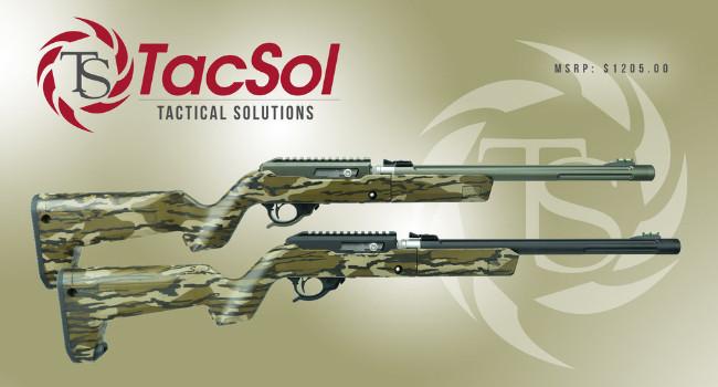 Разборная винтовка Tactical Solutions X-Ring Mossy Oak